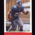 2002 Topps Gallery Football #167 Jeremy Shockey RC - New York Giants
