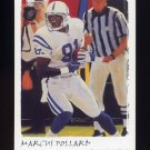2002 Topps Gallery Football #120 Marcus Pollard - Indianapolis Colts