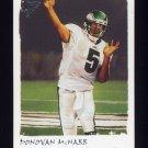 2002 Topps Gallery Football #100 Donovan McNabb - Philadelphia Eagles