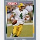 2006 Topps Total Silver Football #265 Brett Favre - Green Bay Packers