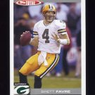 2004 Topps Total Football #125 Brett Favre - Green Bay Packers