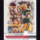 2002 Topps Reserve Football #075 Brett Favre - Green Bay Packers