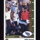 2002 UD Authentics Football #086 Eddie George - Tennessee Titans