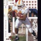 2002 Upper Deck MVP Football #267 Travis Stephens RC - Tampa Bay Buccaneers