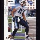 2002 Upper Deck MVP Football #237 Eddie George - Tennessee Titans