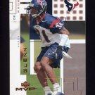 2002 Upper Deck MVP Football #101 Aaron Glenn - Houston Texans