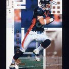 2002 Upper Deck MVP Football #072 Kevin Kasper - Denver Broncos