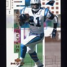 2002 Upper Deck MVP Football #036 Tim Biakabutuka - Carolina Panthers