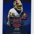 2008 Bowman Sterling Jerseys Blue #061 Clinton Portis - Washington Redskins Game-Used Jersey /349