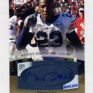 2007 Sage Autographs Gold #A27 Kenny Irons - Cincinnati Bengals /200