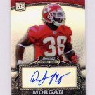 2008 Bowman Sterling Refractors #127 DaJuan Morgan - Kansas City Chiefs AUTO /199