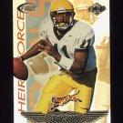 1999 Collector's Edge Fury Heir Force Insert #HF19 Akili Smith - Cincinnati Bengals
