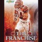 2008 Score Football Franchise Insert #07 T.J. Houshmandzadeh - Cincinnati Bengals