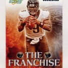 2008 Score Football Franchise Scorecard Insert #17 David Garrard - Jacksonville Jaguars 816/999
