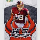 2008 Score Football Hot Rookies Rookie Insert #19 Malcolm Kelly - Washington Redskins