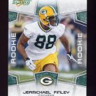 2008 Score Football Card #393 Jermichael Finley RC - Green Bay Packers