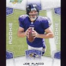 2008 Score Football Card #344 Joe Flacco RC - Baltimore Ravens