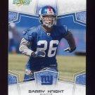 2008 Score Football Card #203 Sammy Knight - New York Giants