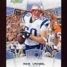 2008 Score Football Card #191 Mike Vrabel - New England Patriots