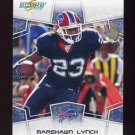 2008 Score Football Card #031 Marshawn Lynch - Buffalo Bills