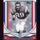 2008 Topps Football Honor Roll #HRGM Gino Marchetti - Baltimore Colts
