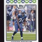 2008 Topps Football #147 Bobby Engram - Seattle Seahawks