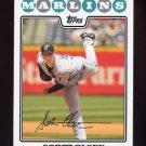 2008 Topps Baseball #306 Scott Olsen - Florida Marlins