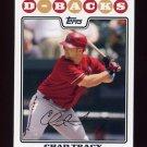 2008 Topps Baseball #271 Chad Tracy - Arizona Diamondbacks