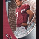 2008 Upper Deck Rookie Exclusives Photo Shoot Flashback #02 Matt Leinart - Arizona Cardinals