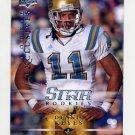 2008 Upper Deck Rookie Exclusives Football #RE64 Dennis Keyes - Arizona Cardinals