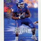 2008 Upper Deck Rookie Exclusives Football #RE02 Ryan Clady - Denver Broncos
