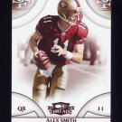 2008 Donruss Threads Retail Red #120 Alex Smith - San Francisco 49ers