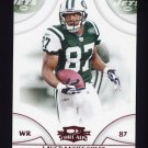 2008 Donruss Threads Retail Red #030 Laveranues Coles - New York Jets
