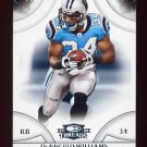 2008 Donruss Threads Football #112 DeAngelo Williams - Carolina Panthers