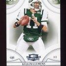 2008 Donruss Threads Football #083 Kellen Clemens - New York Jets