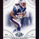 2008 Donruss Threads Football #076 Laurence Maroney - New England Patriots