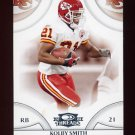 2008 Donruss Threads Football #066 Kolby Smith - Kansas City Chiefs