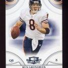 2008 Donruss Threads Football #010 Rex Grossman - Chicago Bears
