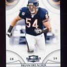 2008 Donruss Threads Football #006 Brian Urlacher - Chicago Bears