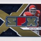 2008 SPx Winning Materials SPx 149 #WMGD Glenn Dorsey - KC Chiefs Game-Used Jersey 044/149