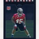 2008 Topps Chrome Football #TC259 Geno Hayes RC - Tampa Bay Buccaneers