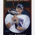 2008 Topps Chrome Football #RH42 Eli Manning - New York Giants