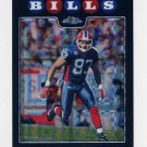 2008 Topps Chrome Football Xfractors #TC070 Lee Evans - Buffalo Bills