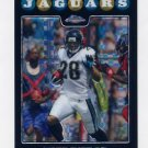 2008 Topps Chrome Football Xfractors #TC046 Fred Taylor - Jacksonville Jaguars