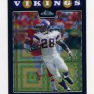2008 Topps Chrome Football Xfractors #TC039 Adrian Peterson - Minnesota Vikings