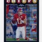 2008 Topps Chrome Football Xfractors #TC027 Damon Huard - Kansas City Chiefs