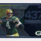 2008 Topps Chrome Brett Favre Collection #BF-437 Brett Favre - Green Bay Packers