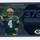 2008 Topps Chrome Brett Favre Collection #BF-372 Brett Favre - Green Bay Packers