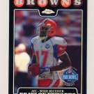 2008 Topps Chrome Refractors #TC147 Braylon Edwards AP - Cleveland Browns