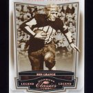 2008 Donruss Classics Timeless Tributes Bronze #114 Red Grange - Chicago Bears 125/250